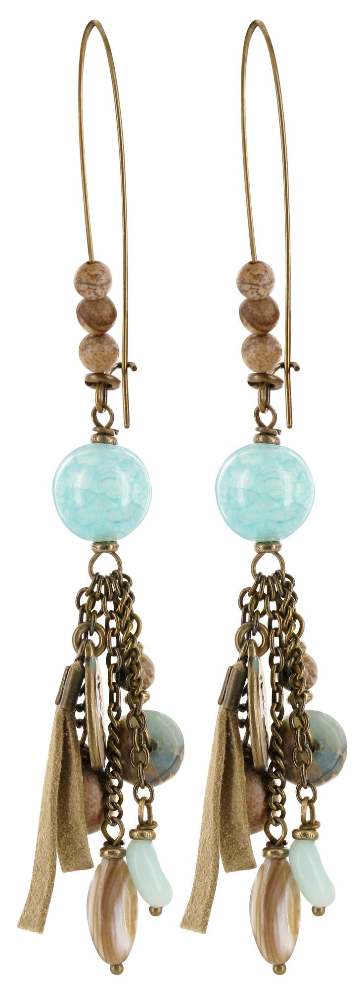 Nature Bijoux - earrings