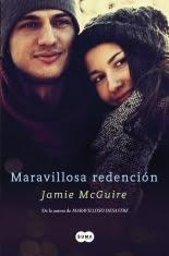 megustaleer - Maravillosa redención (Los hermanos Maddox 2) - Jamie McGuire