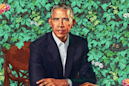 Let us remember how very bad presidential portraits were until the Obamas