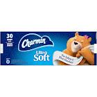 Charmin Ultra Soft Toilet Paper 30 Jumbo Rolls