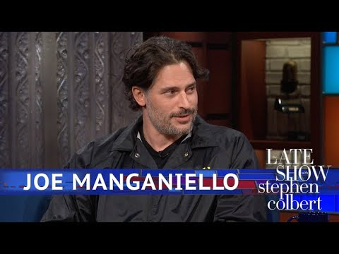 Welcome to the League of Extraordinary Gentlegamers, Joe Manganiello! – Edieh