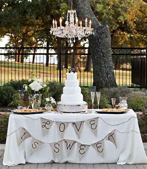 Best 25  Cake table decorations ideas on Pinterest
