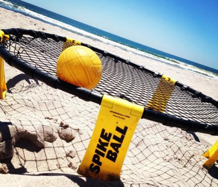 Spikeball - A Mix Between Volleyball and Foursquare