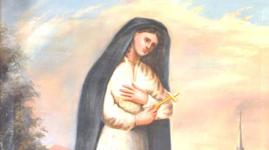 Throwback Thursday: Saint Kateri Tekakwitha - Seek First the Kingdom