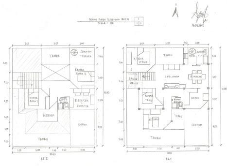 desain rumah sederhana 10 x 12 meter ~ cah er-pe