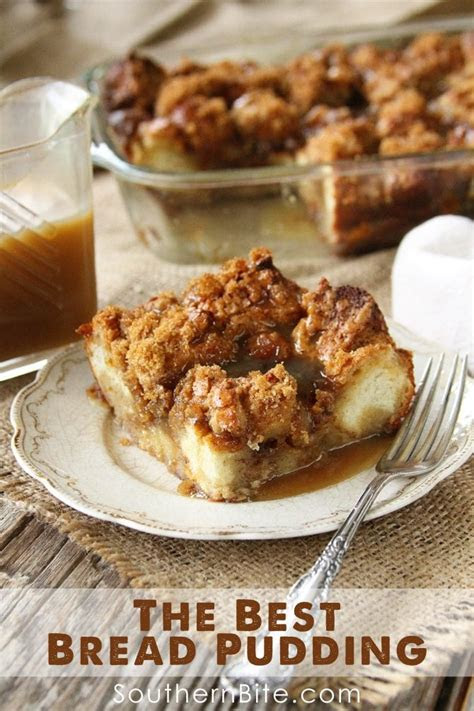 bread pudding southern bite