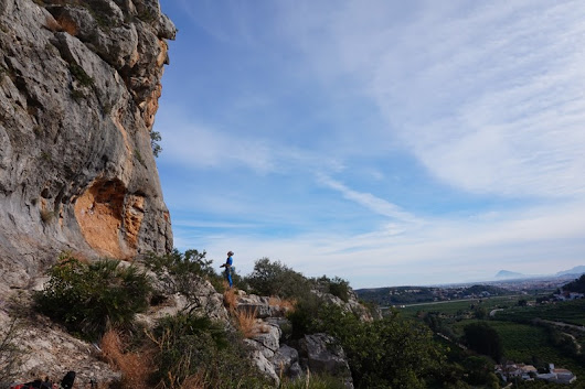 Climbing in the Gandia Area - Costa Blanca Rock Climbing