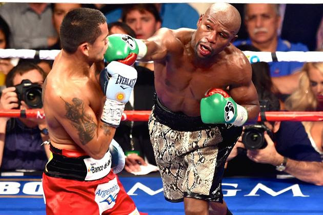 Mayweather vs. Maidana 2 Results: Winner, Recap and Rematch Prize Money Split