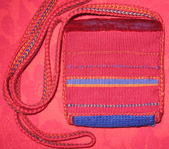 SOAR 2008 sample bag back small