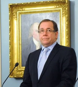 Murray McCully, a New Zealand Foreign Minister.