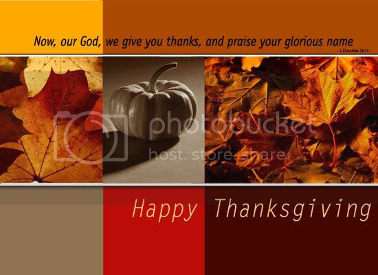 Thanksgiving E Cards