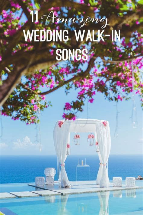 11 Amazing Songs for Your Walk down the Aisle   Wedding