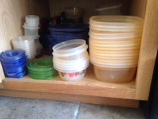 Trainer Tip- Organizing your Cabinet - Life Transformations Personal Training
