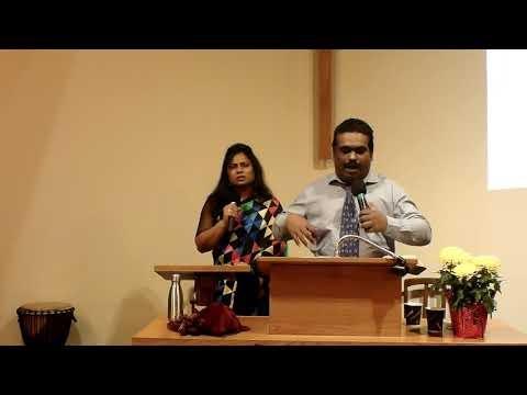 26 January 2020 Sunday Service Message - Pas. Joseph Narumathan