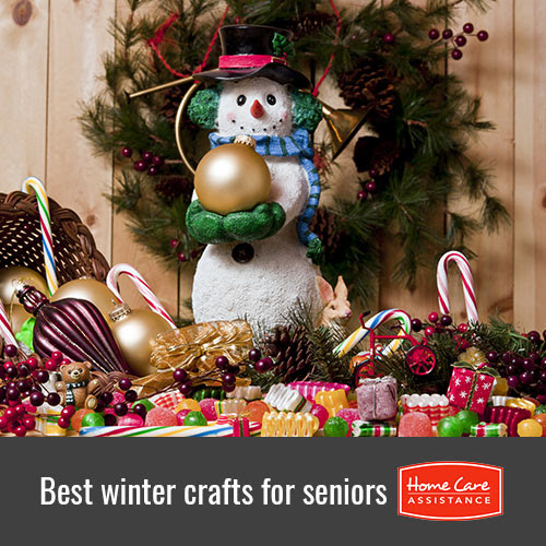 5 Fun Christmas Crafts for the Elderly