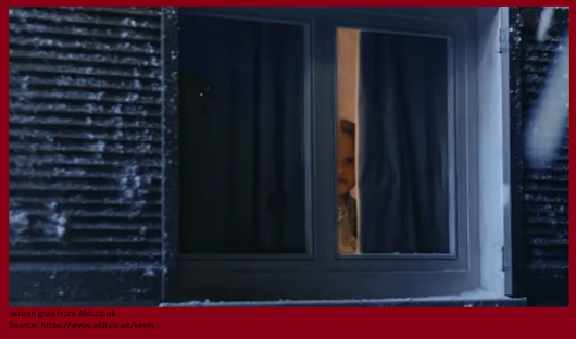 Simply Shutters' feature on Aldi Christmas Trailer.