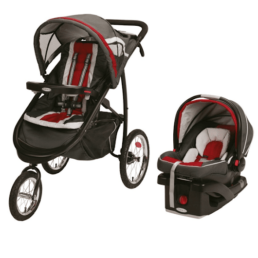 Graco FastAction Fold Jogger Review [UPDATED]