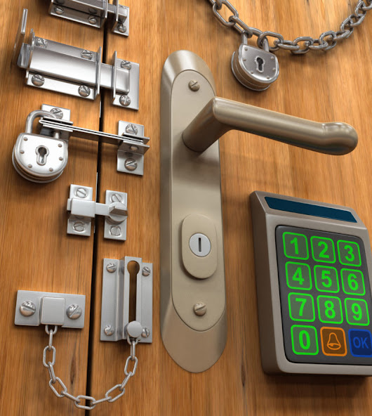 4 Effective Ways of Improving Front Door Security - Aurora and Denver's Best Locksmith