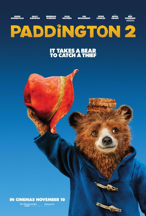 """My review of Paddington 2 - excerpt: """"Let that sink in. Paddington 2 is the BEST. REVIEWED. FILM. OF..."""