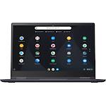 "Lenovo - Yoga C630 2-in-1 15.6"" Touch-Screen Chromebook - Intel Core i5 - 8GB Memory - 128GB eMMC Flash Memory - Midnight Blue"