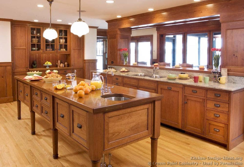 Shaker Style Kitchen Bill House Plans