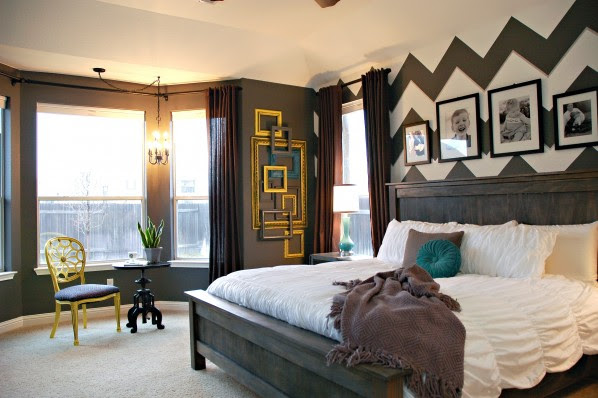 Mastering the Master Bedroom {Room Sources and Tutorials