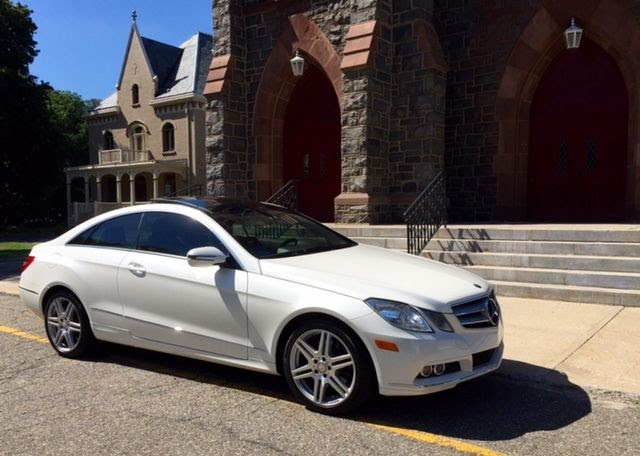 2010 Mercedes E350 Coupe AMG Navigation Panoramic Roof ...