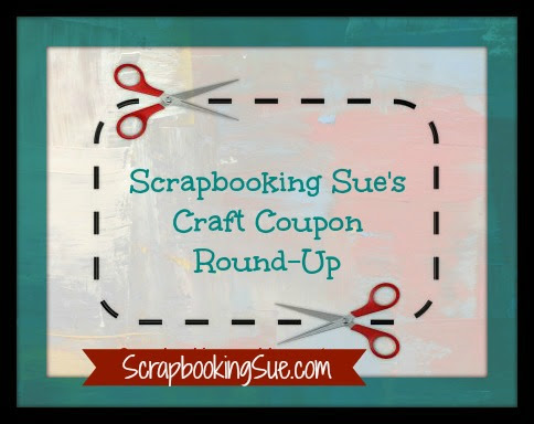 Sunday Savings: Craft Store Coupons & Deals for 03/12/2017