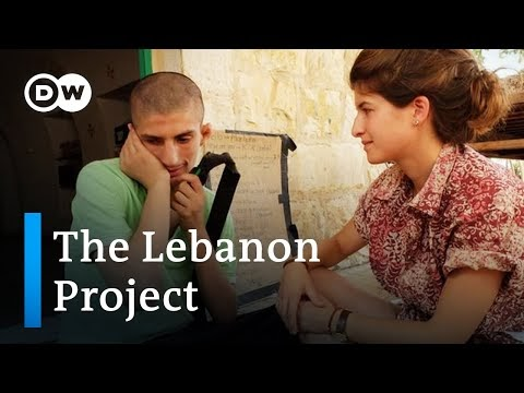 The Lebanon project - A summer camp for the disabled