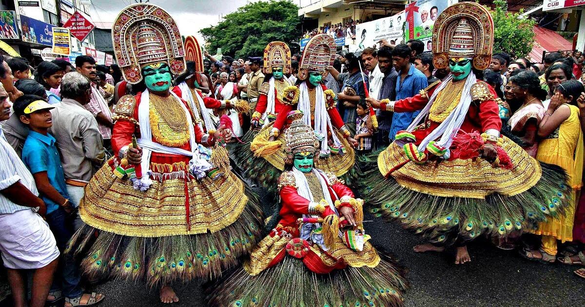 Image result for kerala festival