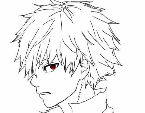Kaneki Ken Tokyo Ghoul Drawings Easy