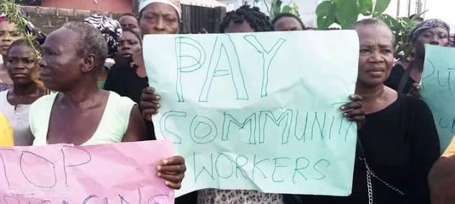 Panic In Agip As Protest Rocks Brass Island Over Power Outage