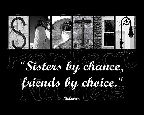 Sisters By Chance Friends By Choice Quote Sisters By Chance