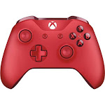 Xbox One Wireless Controller, Red WL3-00027