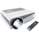 HD 1080p Smart Projector with Built-in Dual-Core Android CPU