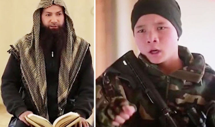 Image result for Islamic State Threatens China