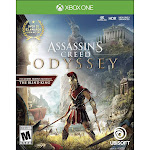 Microsoft Xbox One Assassin's Creed Odyssey w/ Bonus Mission The Blind King
