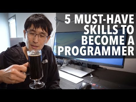 Buxone: 5 must have skills to become a programmer