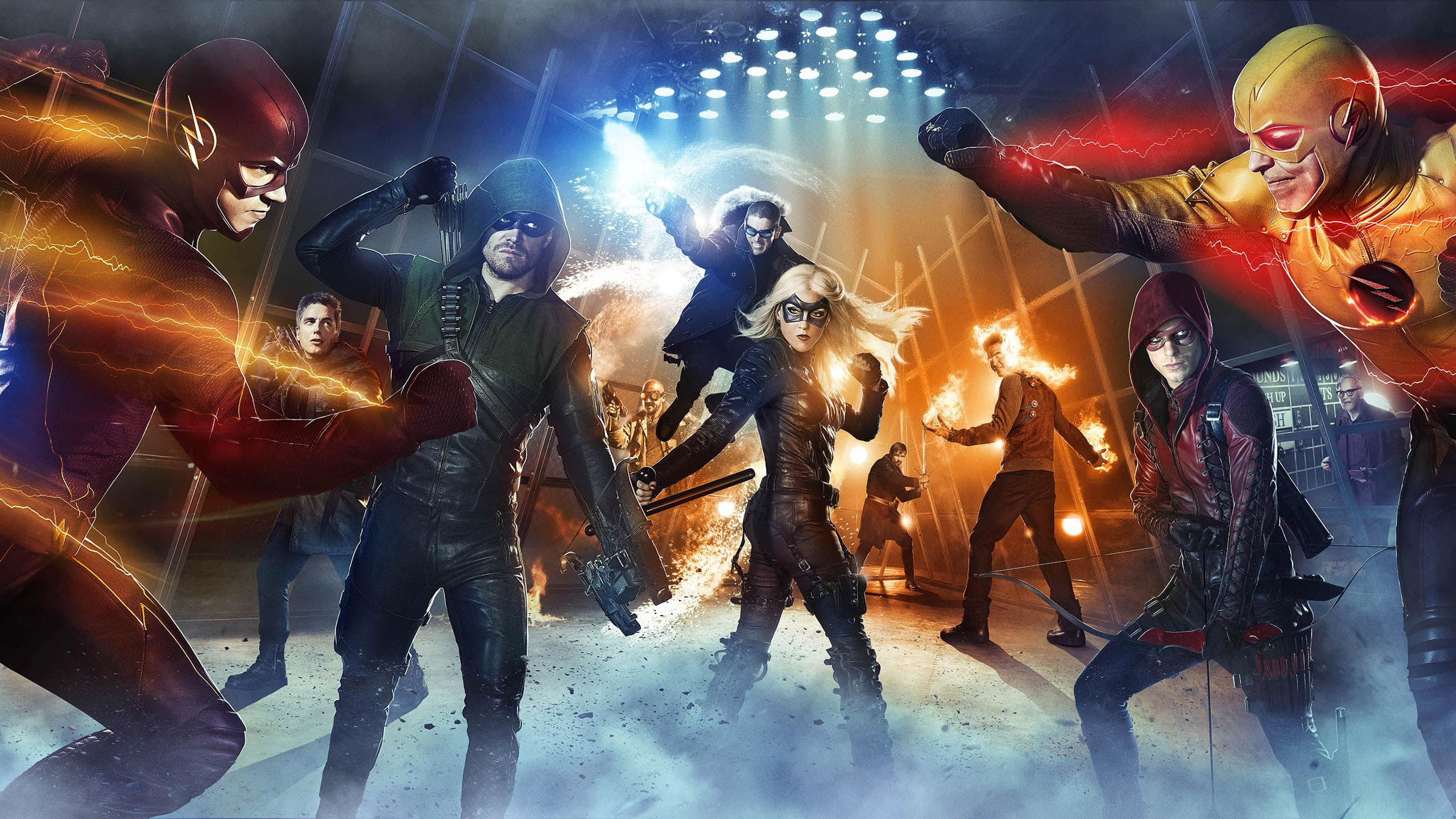 Arrow And The Flash The Flash Cw Wallpaper 38502277 Fanpop