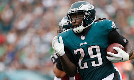 LeGarrette Blount isn't buying into the hype of Eagles 5-1 start