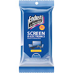 Endust Efe14712 - Screen Electronic Wipes Soft Pack, 42 ct