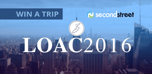 Enter for your chance to win a trip to #LOAC2016 in NYC!