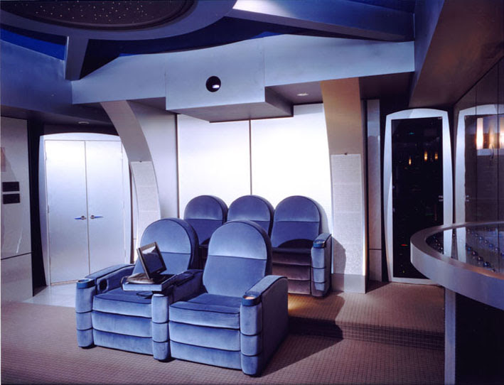 Where No Home Theater Has Gone Before