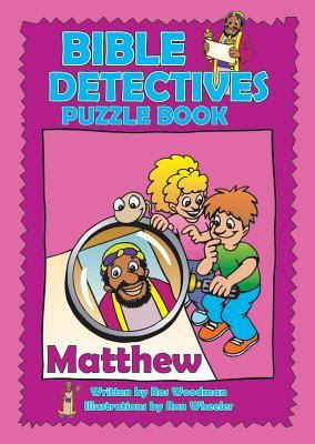 Bible Detectives- Matthew (Activity)