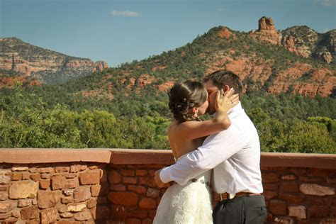 Red Rock State Park Wedding Sedona Arizona   Sedona