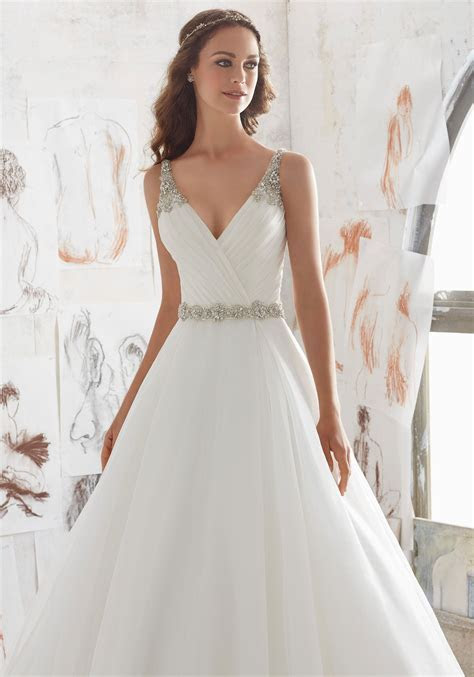 Designer Wedding Dresses and Bridal Gowns by Morilee. This