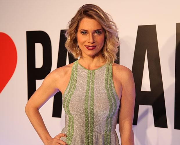 Letícia Spiller interpreta Soraya na nova novela das 7 (Foto: Fabiano Battaglin/Gshow)