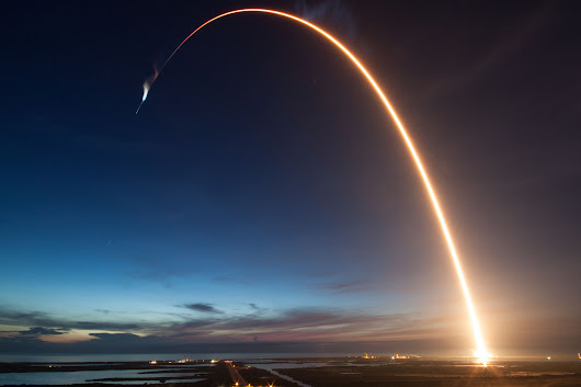 Experience the Launch of the SpaceX CRS-16 Mission