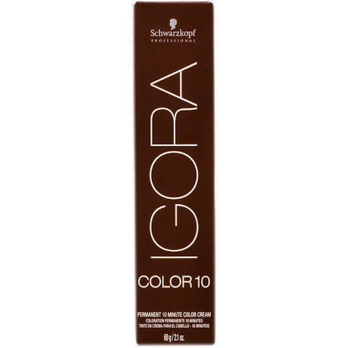 531ac6a18f Schwarzkopf Igora Color10 Hair Color, 5.68 Light Brown Auburn Red ...