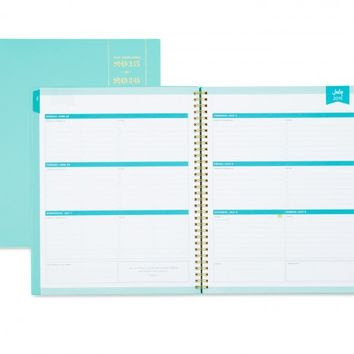 Day Designer Blue Weekly/Monthly 8.5 x 11 from Blue Sky | Day